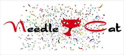Happy Birthday, Stickatelier NeedleCat!